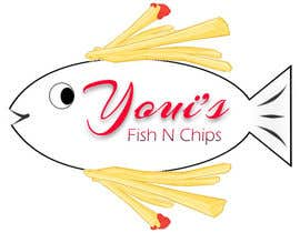 #18 untuk Design a Logo for me Youi's Fish N Chips oleh tanvibathe