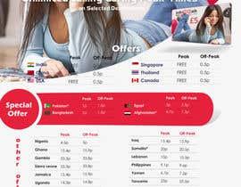 #8 for Infini-Talk International Calling Card Website & Poster Design af invegastudio