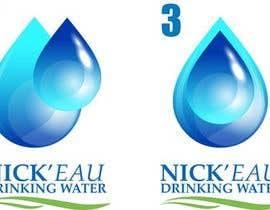 #50 for Design a Logo for a water brand / créez un logo pour une marque d'eau. af modernart86