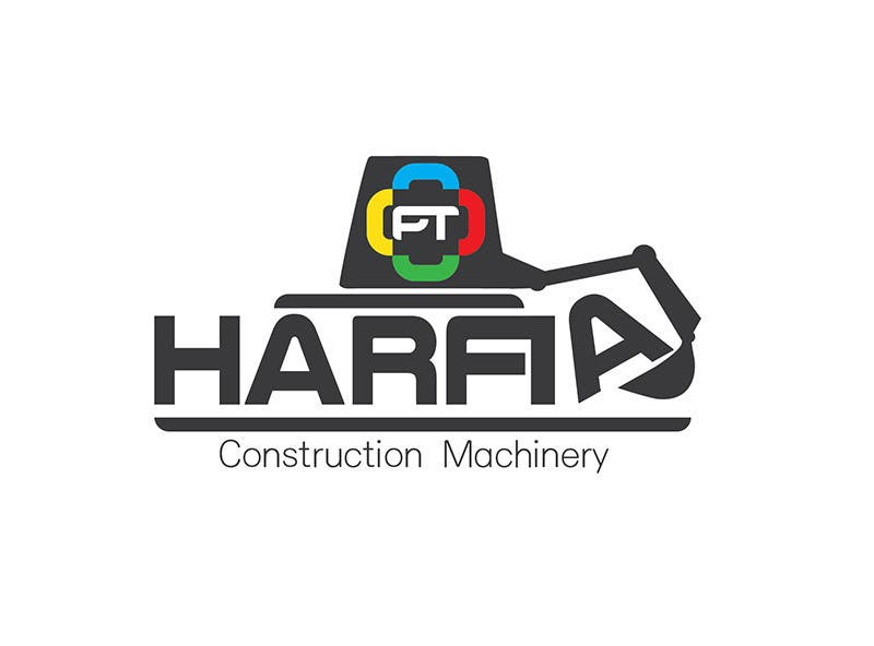 Penyertaan Peraduan #461 untuk Design a Logo for Distributor of Heavy Machinery Equipment