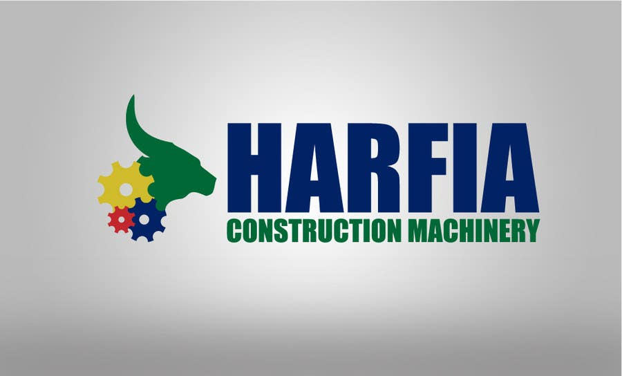 Penyertaan Peraduan #235 untuk Design a Logo for Distributor of Heavy Machinery Equipment