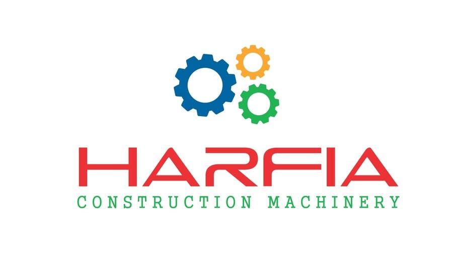 Penyertaan Peraduan #460 untuk Design a Logo for Distributor of Heavy Machinery Equipment