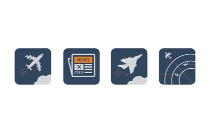 #7 untuk Create icons for website oleh khadkamahesh07