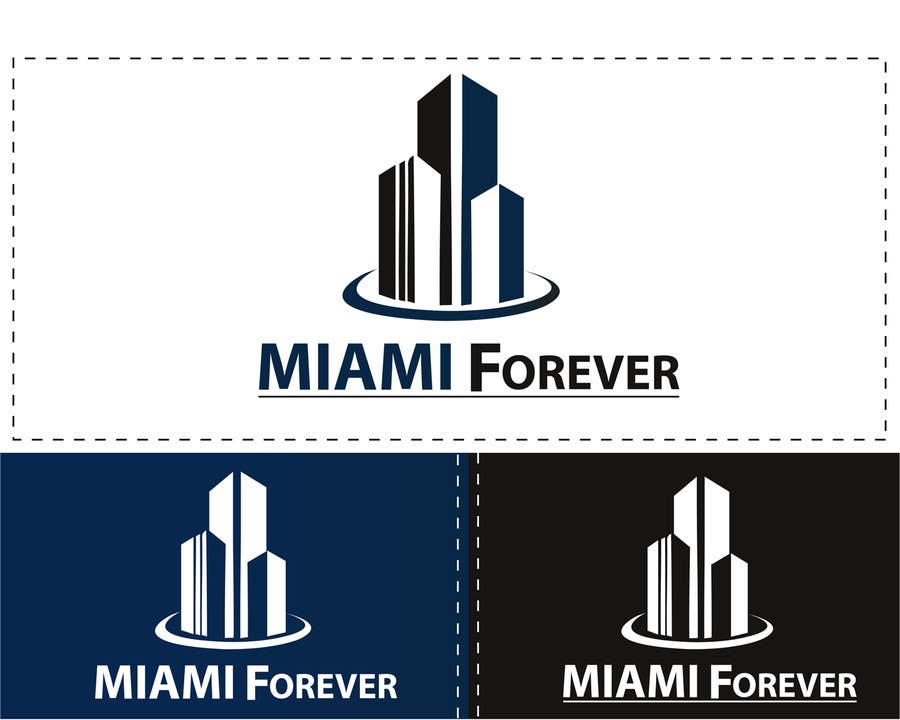 Proposition n°                                        38                                      du concours                                         Design a Logo for a Real Estate Company in Miami (Florida).