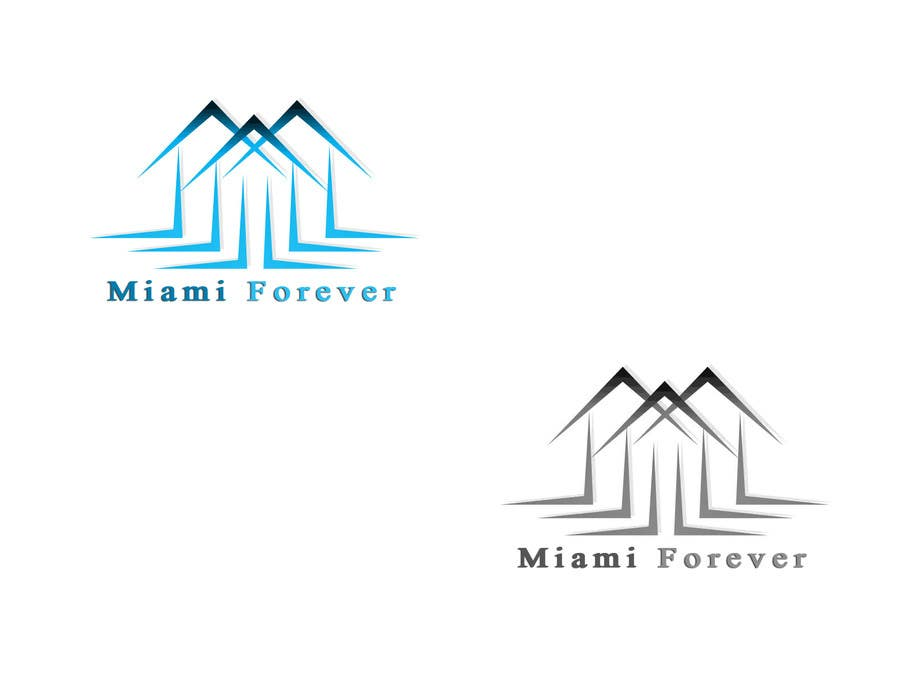 Proposition n°                                        16                                      du concours                                         Design a Logo for a Real Estate Company in Miami (Florida).