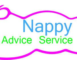 "szamnet tarafından Design a Logo for ""Nappy Advice Service NI"" için no 31"