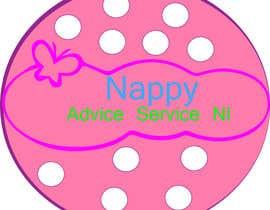 "szamnet tarafından Design a Logo for ""Nappy Advice Service NI"" için no 41"