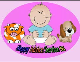 """#33 for Design a Logo for """"Nappy Advice Service NI"""" by skywebsolutionin"""