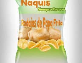 #56 untuk Print & Packaging Design for Snacks and logo for Ñaquis Snacks oleh prajktasonak23