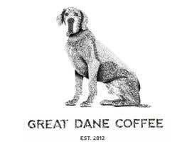 #12 untuk Design a Logo for Great Dane Coffee oleh Hayesnch
