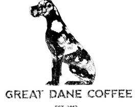 #11 untuk Design a Logo for Great Dane Coffee oleh briangeneral