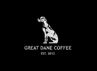 vsourse009 tarafından Design a Logo for Great Dane Coffee için no 25
