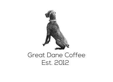 vsourse009 tarafından Design a Logo for Great Dane Coffee için no 26