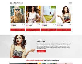 omwebdeveloper tarafından Improve  web design of an existing website için no 6