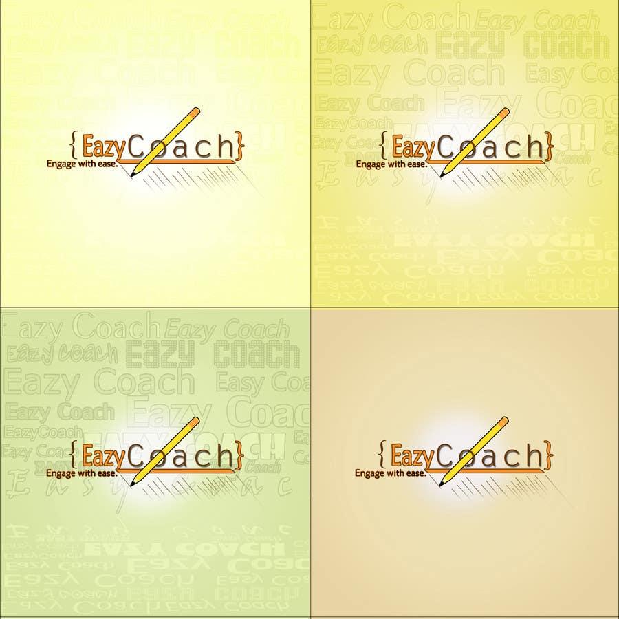 Contest Entry #                                        39                                      for                                         Design a Logo for EazyCoach
