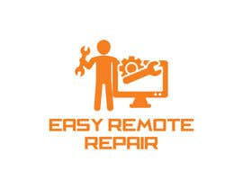 designerdesk26 tarafından Design a Logo for for my rempote pc repair business için no 10
