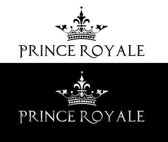 #3 untuk Design a Logo for Prince Royale oleh darkavdarka