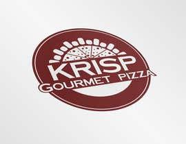 #12 untuk Design a Logo for KRISP GOURMET PIZZA oleh MNDesign82