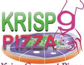 #47 cho Design a Logo for KRISP GOURMET PIZZA bởi AimsInfosoft