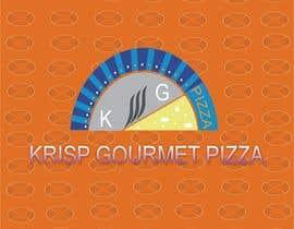 #48 cho Design a Logo for KRISP GOURMET PIZZA bởi AimsInfosoft
