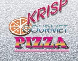 #49 cho Design a Logo for KRISP GOURMET PIZZA bởi AimsInfosoft
