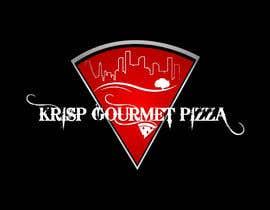 #6 untuk Design a Logo for KRISP GOURMET PIZZA oleh karimjaved