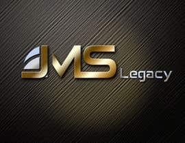 #29 cho JMS Legacy Logo Designs bởi YuriiMak