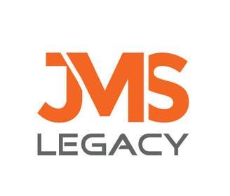 #41 cho JMS Legacy Logo Designs bởi mogado