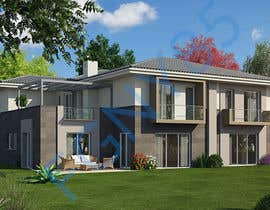 #8 untuk 3D Modelling for a house in a forest setting oleh Fgny85