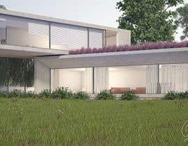 #7 for 3D Modelling for a house in a forest setting af berktanhatiboglu