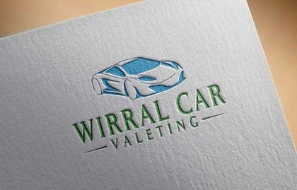 #45 for Design a Logo for Wirral Car Valeting af rz100