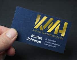 #35 for Company Logo & business card design af YuriiMak