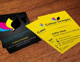 #60 for Design a Logo for Colourimages af manabendrag