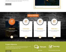 #22 for Design a Website home page p15 by xsasdesign