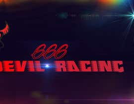 #19 for Design a Banner for Devil Racing car and audio by dreamherb