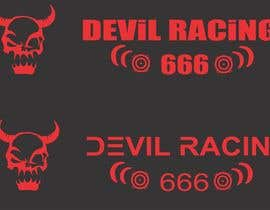 #21 for Design a Banner for Devil Racing car and audio by thoughtcafe