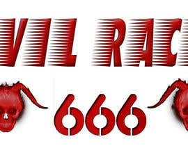#11 for Design a Banner for Devil Racing car and audio af Szmate