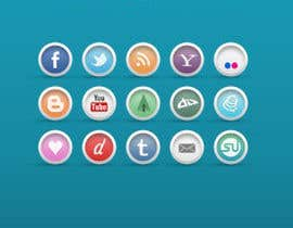 #9 for Design some Icons by sanaakram161