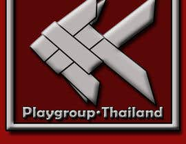 #1 for Playgroup Thailand af tmacenkodesigns