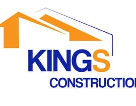#11 untuk Design a Logo for a construction company oleh djamelriad30