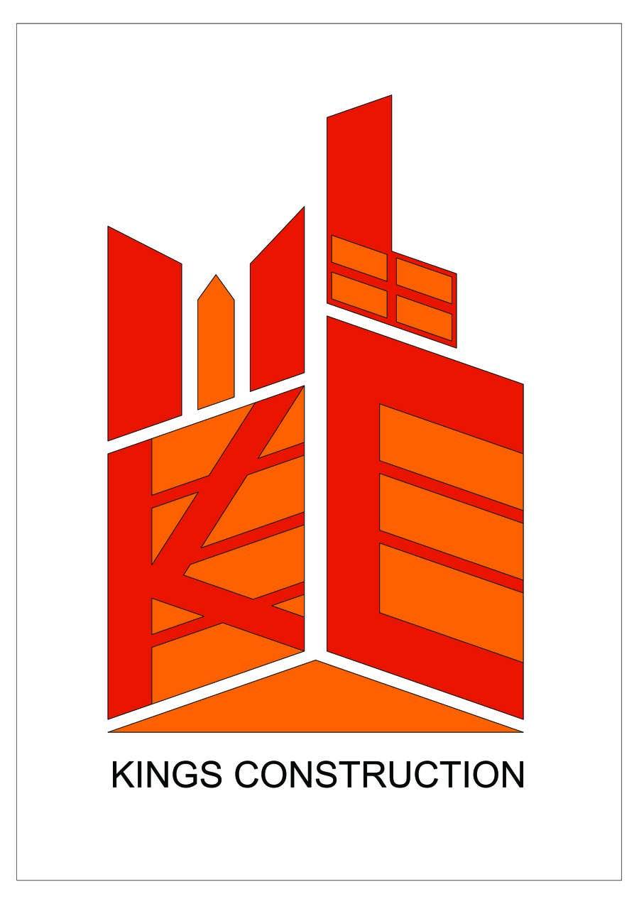 Penyertaan Peraduan #31 untuk Design a Logo for a construction company
