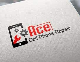 #24 for Design a Logo for Ace Cell Phone Repair by ahmad111951