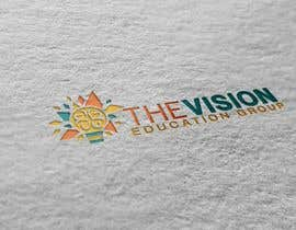 "#323 untuk Design a Logo for ""The Vision Education Group"" oleh eddesignswork"