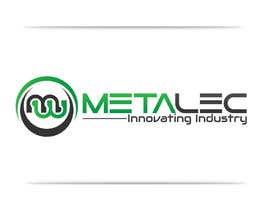 #17 for Design a Logo for Metalec af georgeecstazy