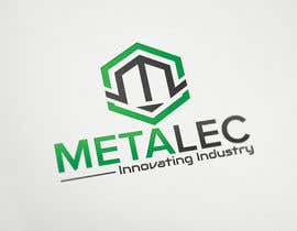 #115 for Design a Logo for Metalec af georgeecstazy