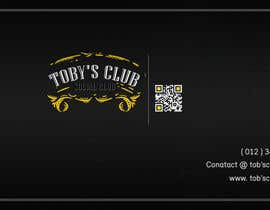 #8 cho Diseñar un logotipo and landing page for  Toby's Club bởi webidea12