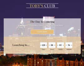 #12 cho Diseñar un logotipo and landing page for  Toby's Club bởi webidea12