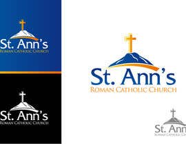 nº 102 pour Catholic Church Logo Design par Designer0713