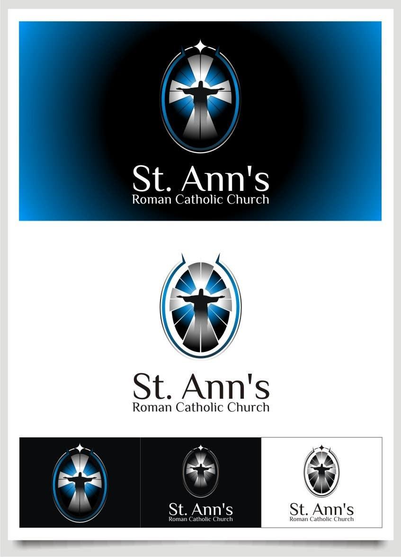 Bài tham dự cuộc thi #                                        170                                      cho                                         Catholic Church Logo Design