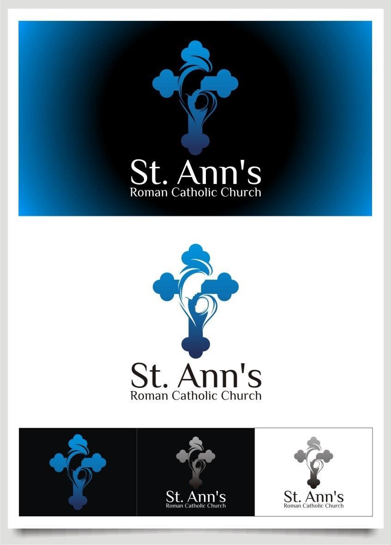 Bài tham dự cuộc thi #                                        178                                      cho                                         Catholic Church Logo Design